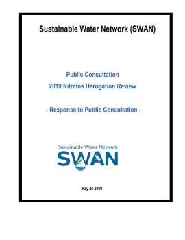 photo of SWAN report